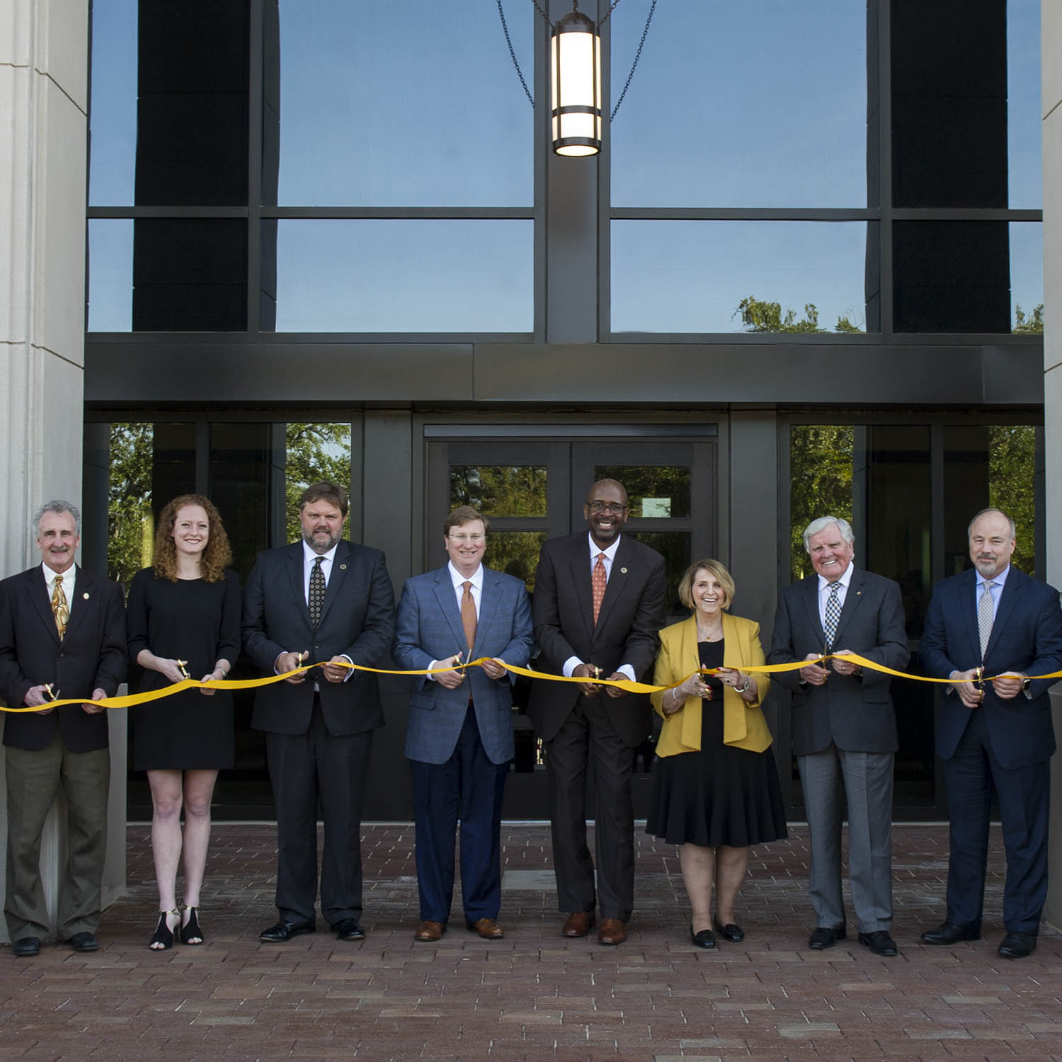 Southern Miss Officially Dedicates New Nursing Building – Asbury Hall