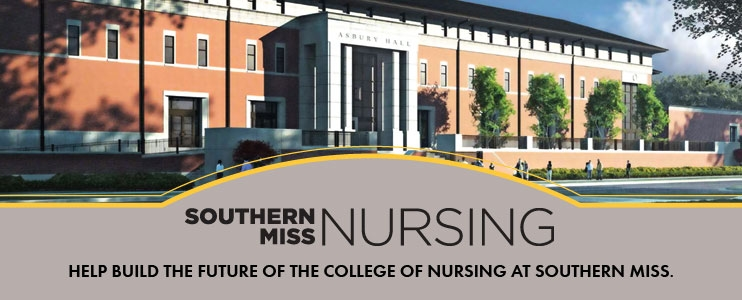 College of Nursing Building Campaign