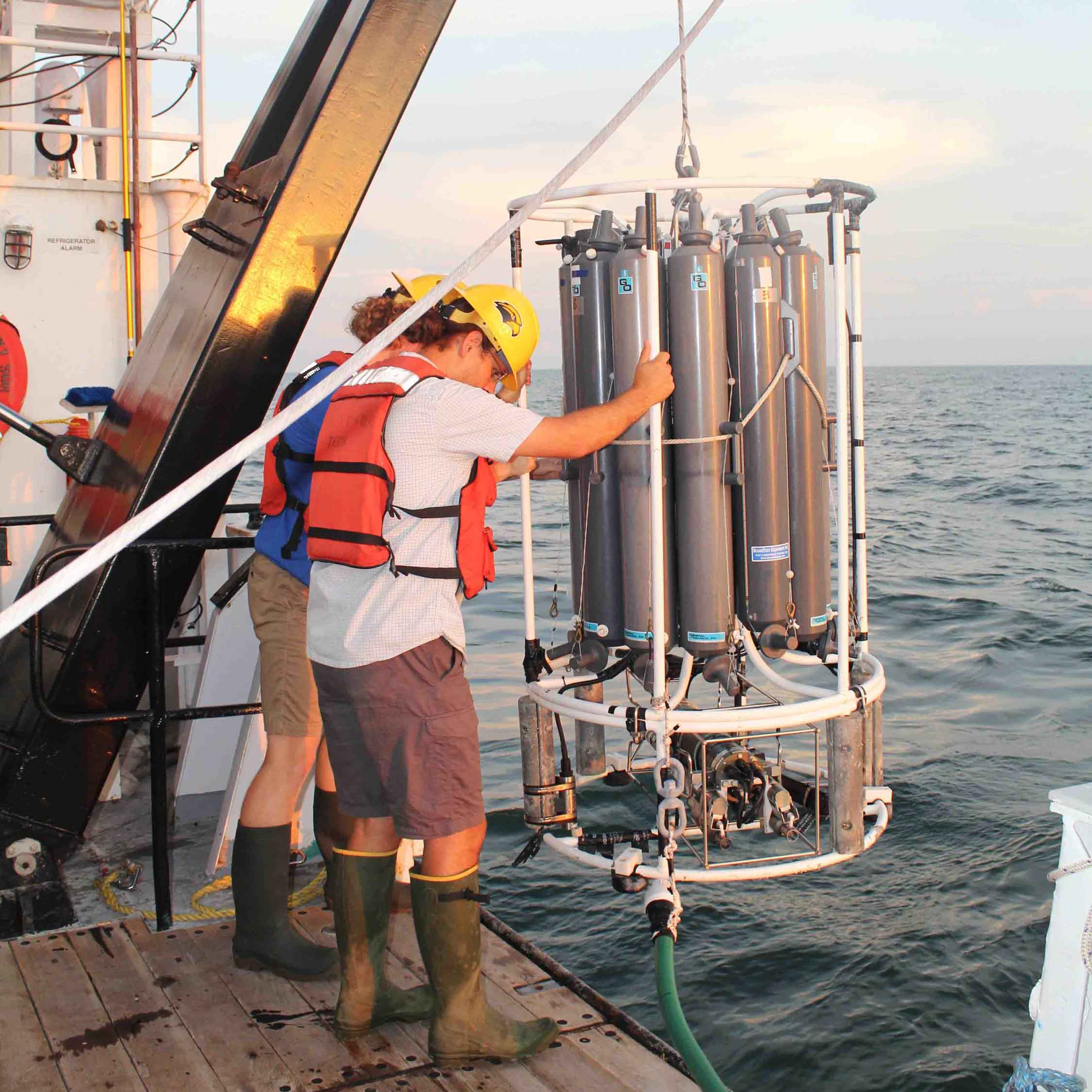Alumna Enhances New Ocean Engineering Program Through Scholarship Endowment