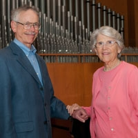 Couple Supports the Arts at Southern Miss Through the Gift of Scholarship