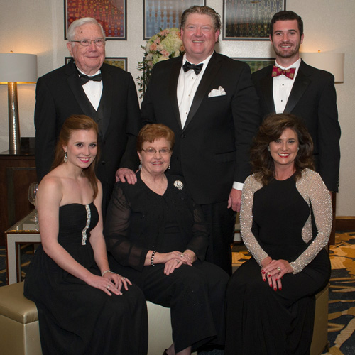 USM Foundation Hosts 2015 Honor Club Black Tie Gala