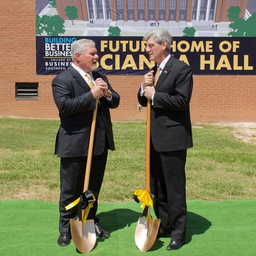 USM Foundation Completes $10 Million Building Better Business Campaign